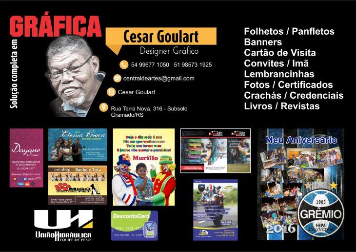 Cesar's portifolio